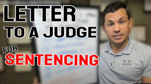 Judge of the local court of napa. Writing A Letter Of Leniency To Judge With Sample Sample Letters