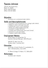 It Student Resume Sample Resume Example College Resume Examples For