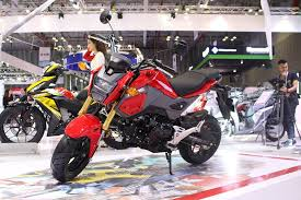 2018 honda 125. perfect 125 2017 honda msx125 at vietnam motorcycle show front three quarter with 2018 honda 125