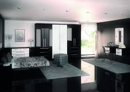Modern Black And White Bedroom Red Black And White Bedroom Minimalist Dark Brown Color Matched