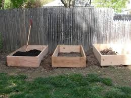 building garden beds. building raised garden beds