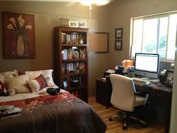 bedroom office combination. Small Guest Bedroom Office Ideas In Admirable Home Prepossessing And Inspiration Of Best Pictures Combo Combination B