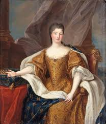 french elegance how did women dress in the th century marie anne de bourbon pierre gobert 1713 palace of versailles how did