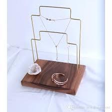 bracelet display stand wooden jewellery stands uk india jewelry diy
