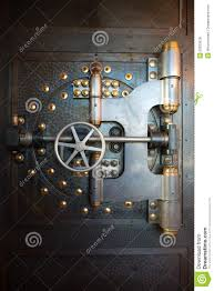 vine bank vault door safe