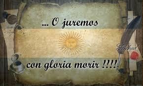 Resultado de imagen para himno nacional argentino : imagenes