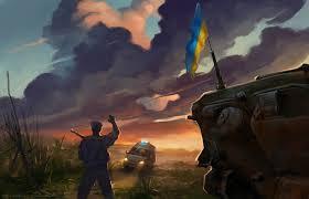 """""""Дыхание войны"""": В Виннице открылась выставка картин, написанных на линии фронта - Цензор.НЕТ 260"""