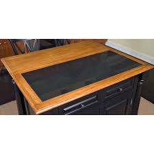 rectangle shape wonderful kitchen island corbel amazoncom home styles monarch slide out leg kitchen island with granit