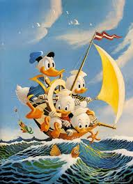 carl barks the adventures of donald duck uncle scrooge walt disney ions