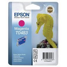 <b>Картридж Epson</b> T0483/<b>C13T04834010</b> (Magenta) для <b>Epson</b> ...
