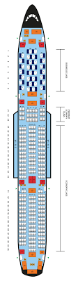 Airbus A350 900 Seating Chart A350 900