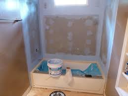 installing a new bathtub. Nice Fiberglass Tub Installing A New Bathtub U