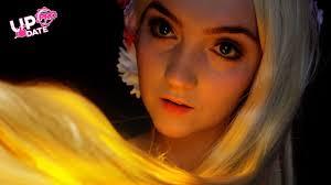 Rapunzel Dunia Nyata 10 Pemilik Rambut Terpanjang Di Dunia Ada Dari Indonesia Updatepro