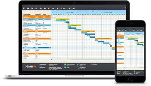 Gantt Chart Mobile The Ultimate Gantt Chart Add On For Basecamp Trello