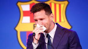 Abschied von Lionel Messi beim FC Barcelona hätte verhindert werden können,  glaubt La-Liga-Boss - Eurosport