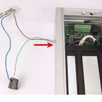 em lock wiring diagram com image acirc reg full complete rfid door pi manufacture figure 8 after consulting the manual note which wires will connect to the magnetic