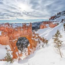 Carriage Lighting Canyon Country Winter In The National Parks Moon Travel Guides