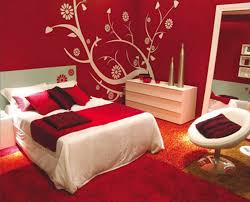 bedroom design ideas red. Bedroom Wall Painting Ideas Home Design With Regard To For Walls Red T