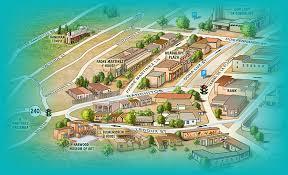 ledoux ledoux street map
