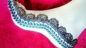 Feet Design Feet Mehndi Design 2016 Leg Mehndi Foot Arabic Pattern Naush Artistica