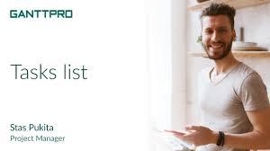 Ntask Gantt Chart Task List In Ganttpro
