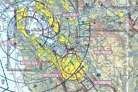 How To Read A Pilots Map Of The Sky Map Chart Reading