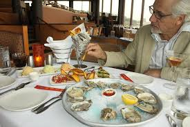 The Chart House Scottsdale Az Oysters Picture Of Chart House Scottsdale Tripadvisor