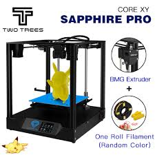 <b>TWO TREES 3D</b> Printer CoreXY Sapphire pro printer BMG Extruder ...