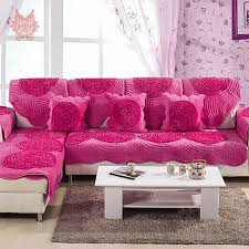 Purple Living Room Furniture Compare Prices On Purple Sectional Sofa Online Shopping Buy Low