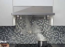 zephyr pyramid under cabinet range hood you