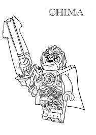 Small Picture coloring pages chima Lego Chima Coloring Pages Free Delicious
