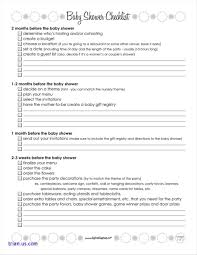 Baby Shower Registry Checklist 4 Loangeek Fresh Of Baby Shower ...