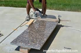 how to cut granite countertops yourself inspirational cutting granite table and chair inspiration with cutting granite