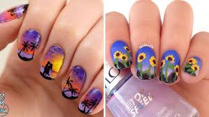 Cute Nail Designs 2019 Amazing Cute Nail Art 2019 The Best Nail Art Designs Compilation