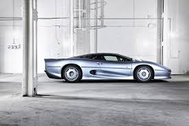 Самые быстрые машины в мире ТОП  jaguar xj220
