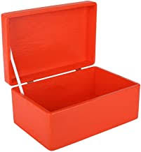 Red - Storage Chests / Storage Boxes & Chests ... - Amazon.co.uk