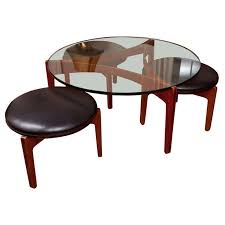 modern furniture coffee tables. mid century retro vintage sven ellekaer coffee table matching stools pinned by 360 modern furniture tables o