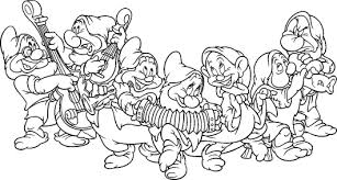 Small Picture Snow White Merry Christmas Coloring Page Christmas Coloring
