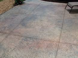 cost to install flagstone patio impressive rough stone textured stamped concrete patio of 29 elegant cost