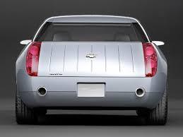 2004 Chevrolet Nomad Concept | Chevrolet | SuperCars.net