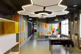 cool office interior design. Contemporary Office Interior Design Ideas. Creative Ideas Photo - 1 Cool E
