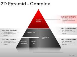 Ppt Pyramid 2d Pyramid Complex Powerpoint Presentation Slides Template