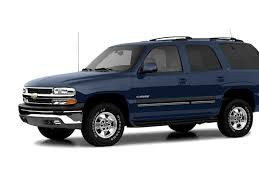 2004 chevrolet tahoe safety features