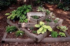 lovely raised garden bed using railroad ties portrait contemporary raised garden bed using railroad ties