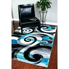teal and grey area rug black rugs modern abstract turquoise white 5 gold gray yellow teal and grey area rug