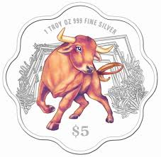 Check out pete thorn's ox video. 2021 Year Of The Ox Chinese Almanac Coins