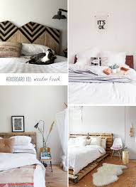 wooden headboard inspiration