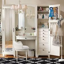 Bedroom Vanity With Storage   movingantiquefurniture
