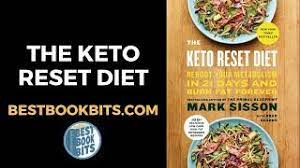 Reboot your metabolism with simple, delicious ketogenic diet… by mark sisson paperback $12.56. Mark Sisson The Keto Reset Diet Book Summary Bestbookbits Daily Book Summaries Written Video Audio