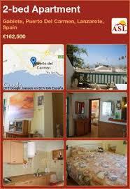2 Bed Apartment In Gabiete, Puerto Del Carmen, Lanzarote, Spain ▻u20ac